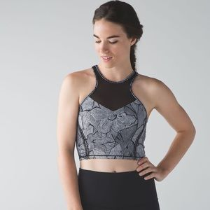 "Lululemon ""Get It Om"" Sports Bra"